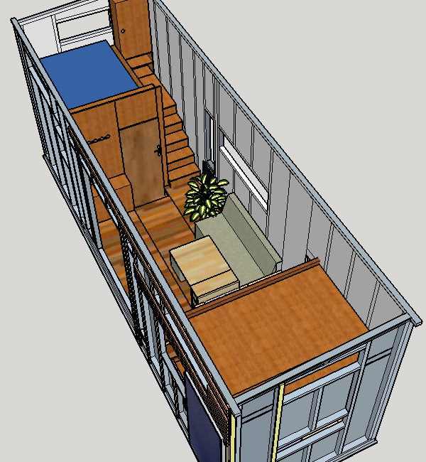 Halbzeit Tiny House Bau My Tiny House Project