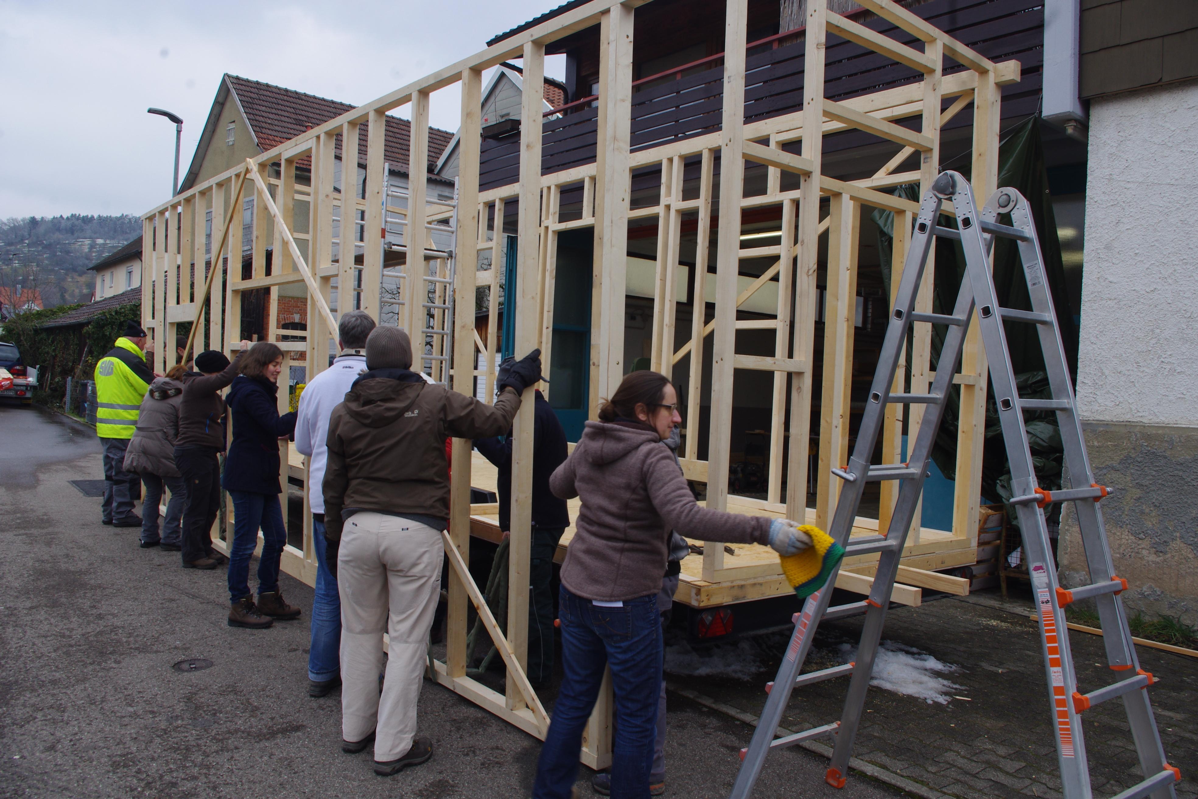 Tiny House Bauen tiny house bauen tiny house bauen rustikal wohnbereich by cushman